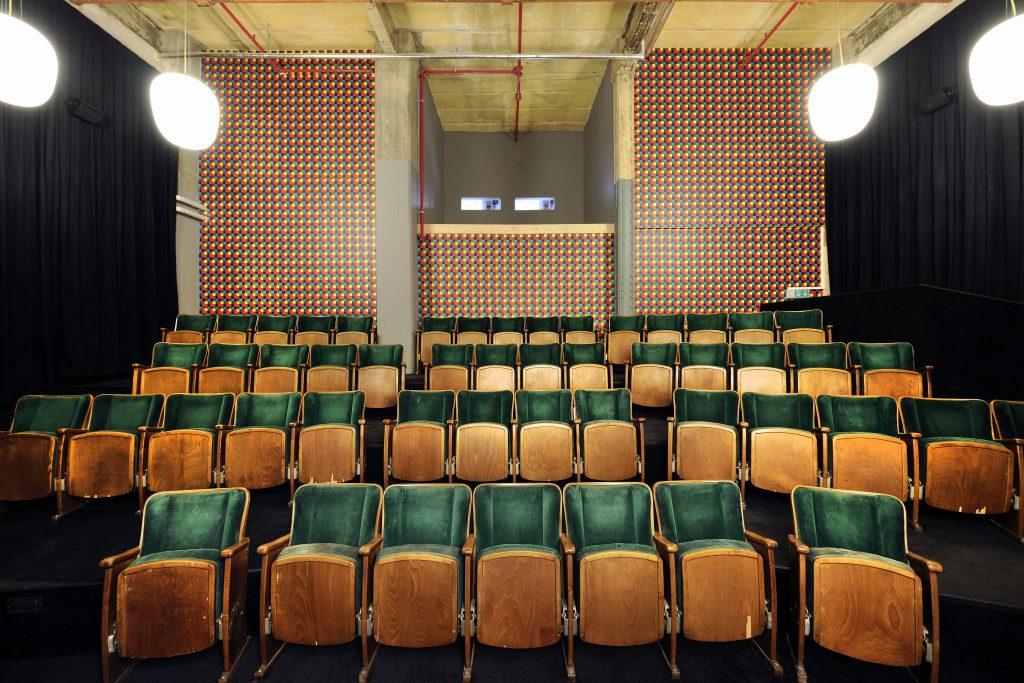 Spinnerei Leipzig Kino