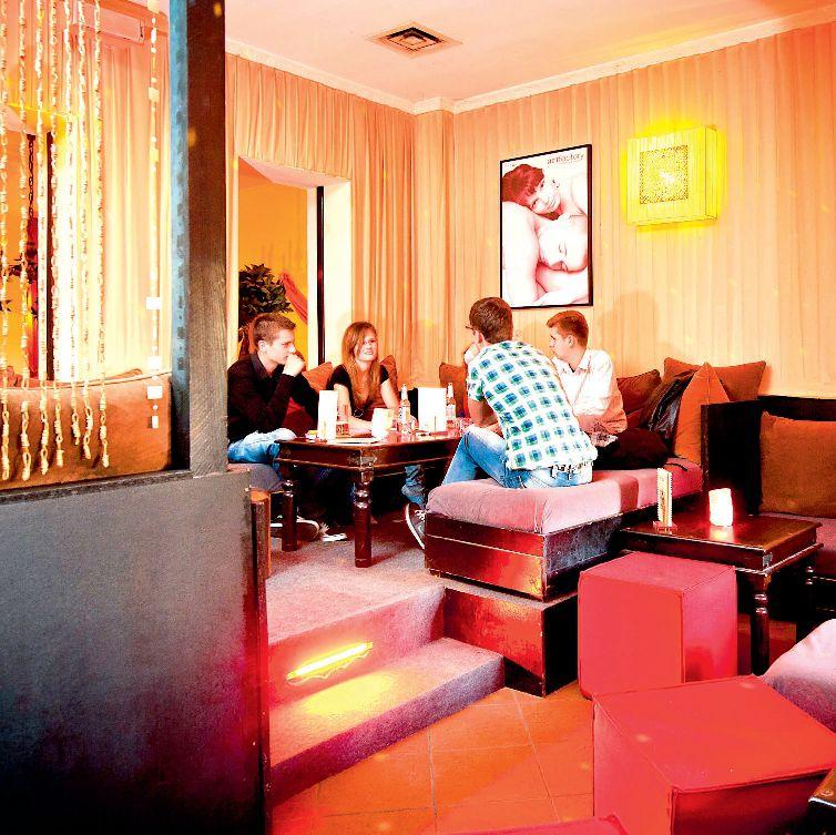 Dresden single bar