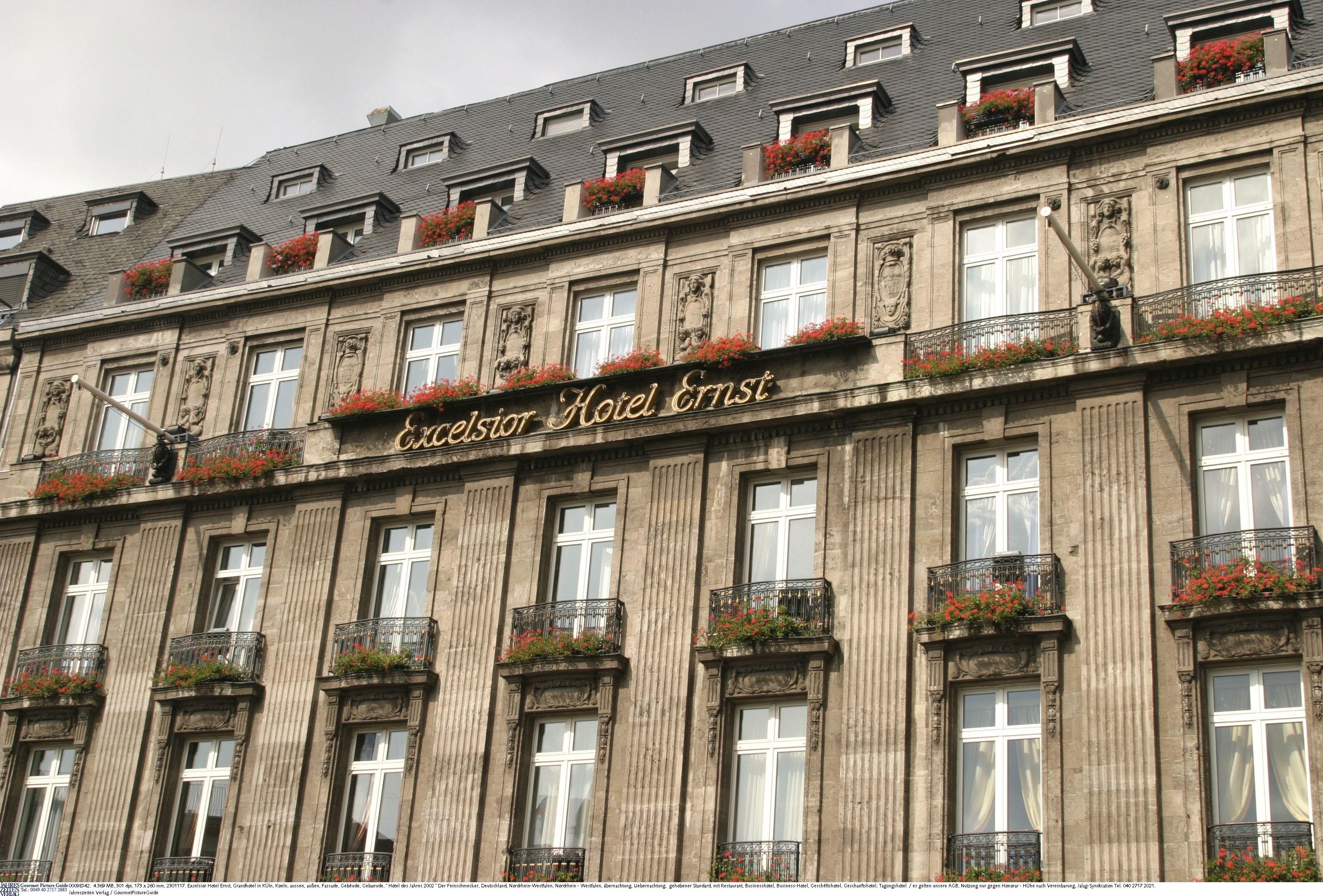 Excelsior Hotel Ernst Köln Köln