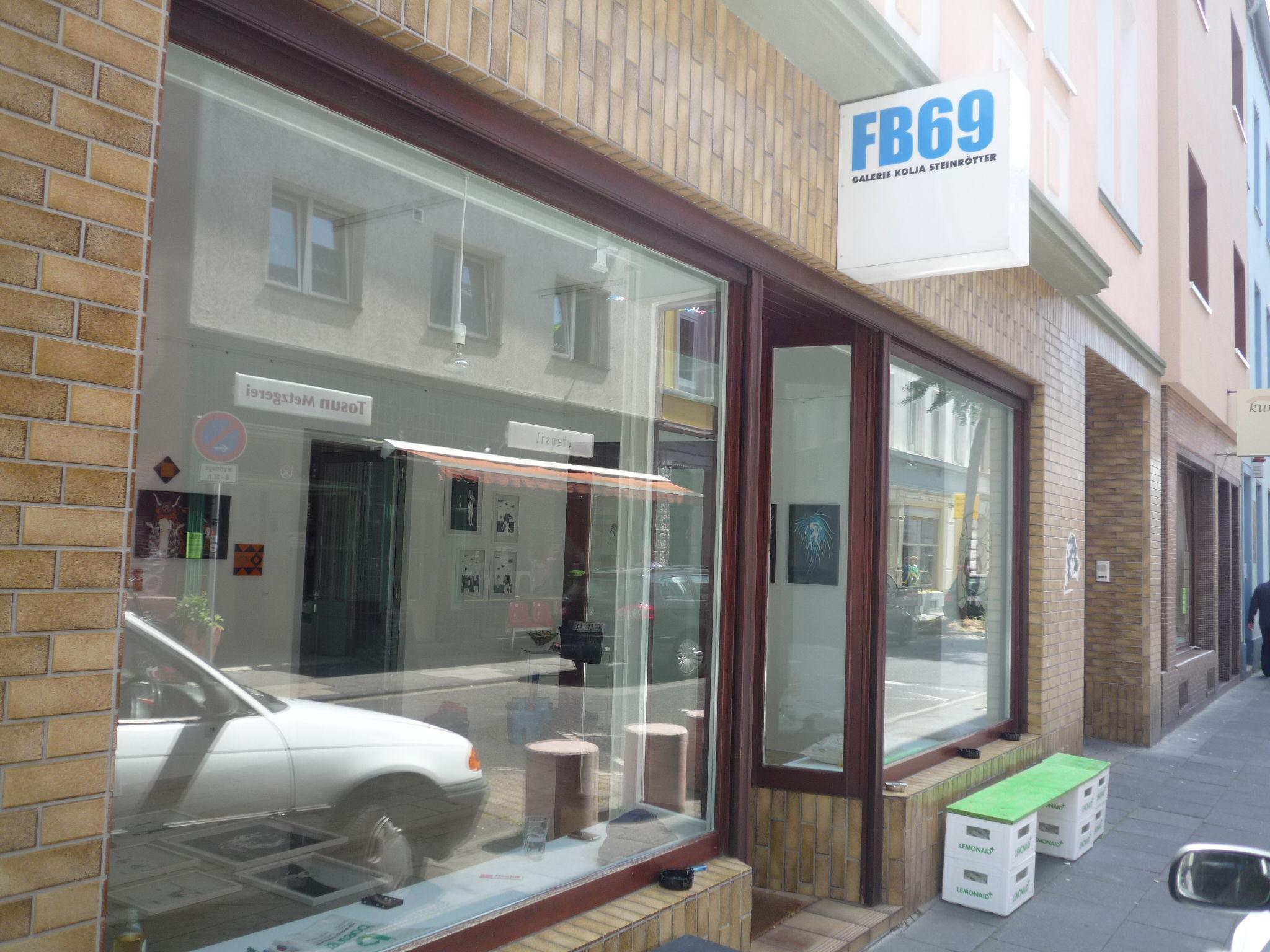 Fb69 Galerie Kolja Steinrotter Koln