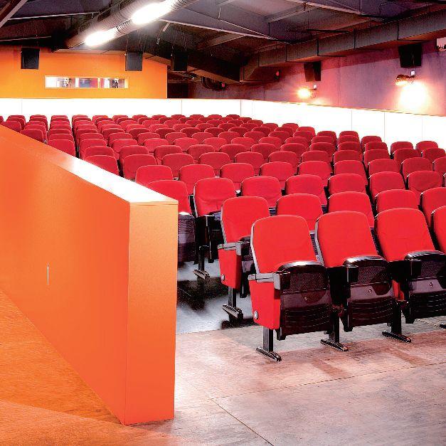 Kif - Kino In Der Fabrik