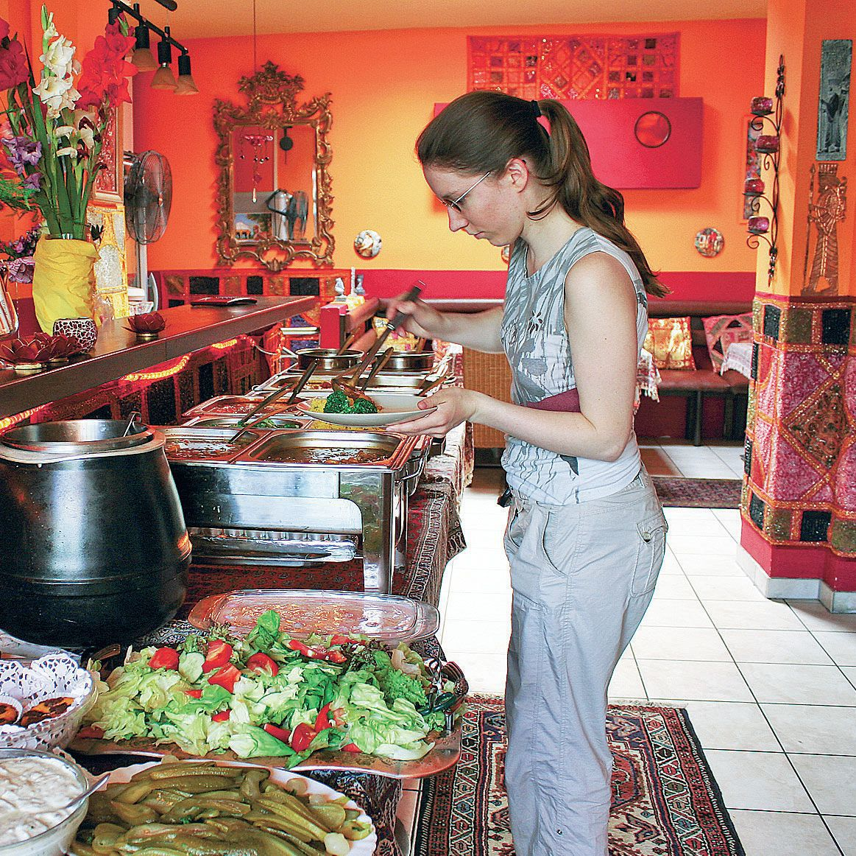 Orientalische Restaurants in Frankfurt  PRINZ