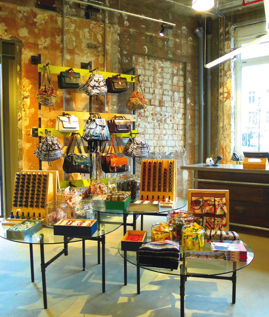 Mode: Urban Outfitters Berlin, Berlin |
