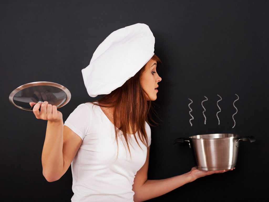 Kochen für Singles   healthraport.de