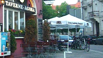 Griechische Restaurants: Agora, München | prinz.de