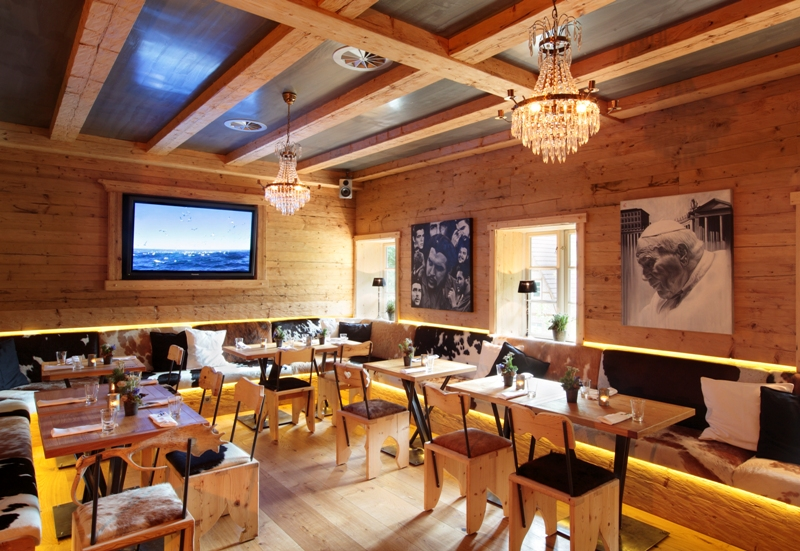 Fisch & Sushi Restaurants: Stocks Restaurant und