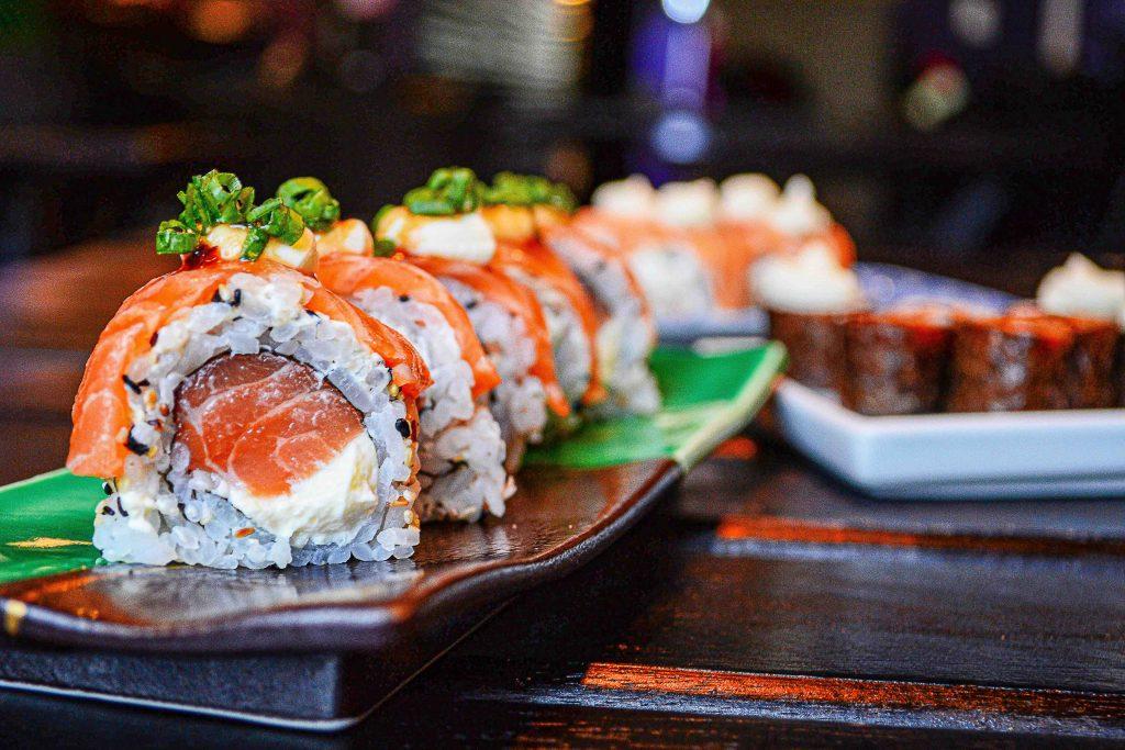 Bestes Sushi In Frankfurt