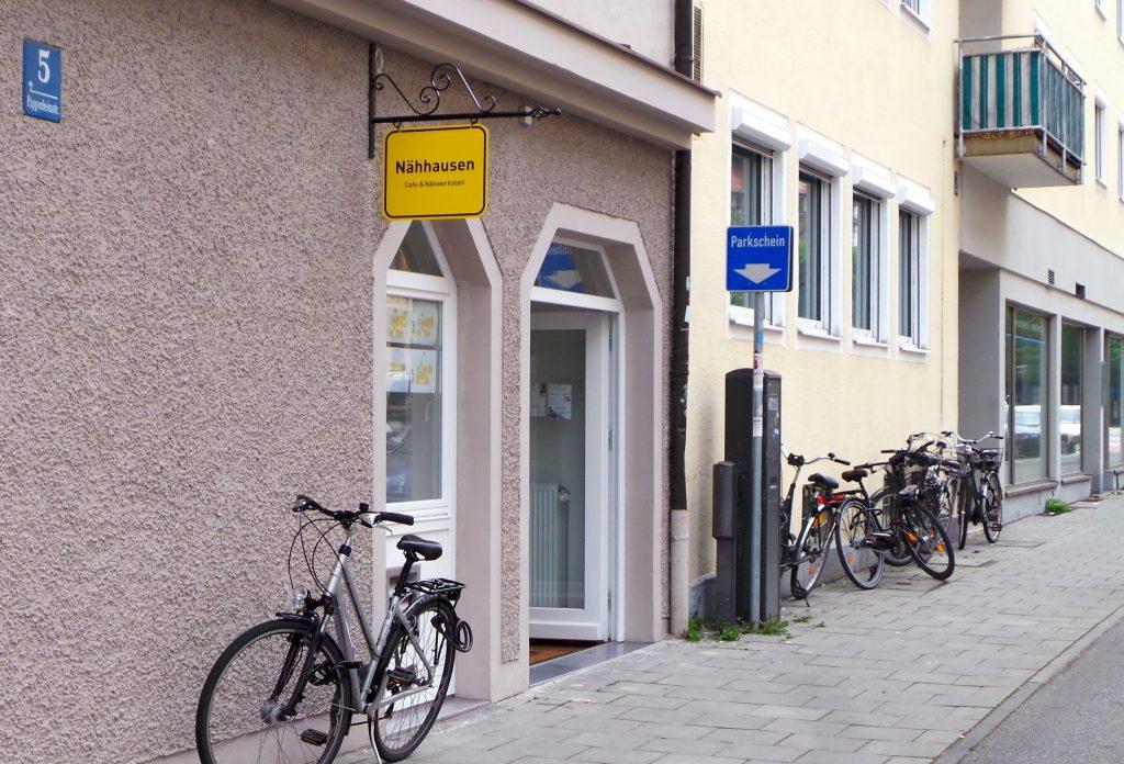 Nähcafe Hamburg