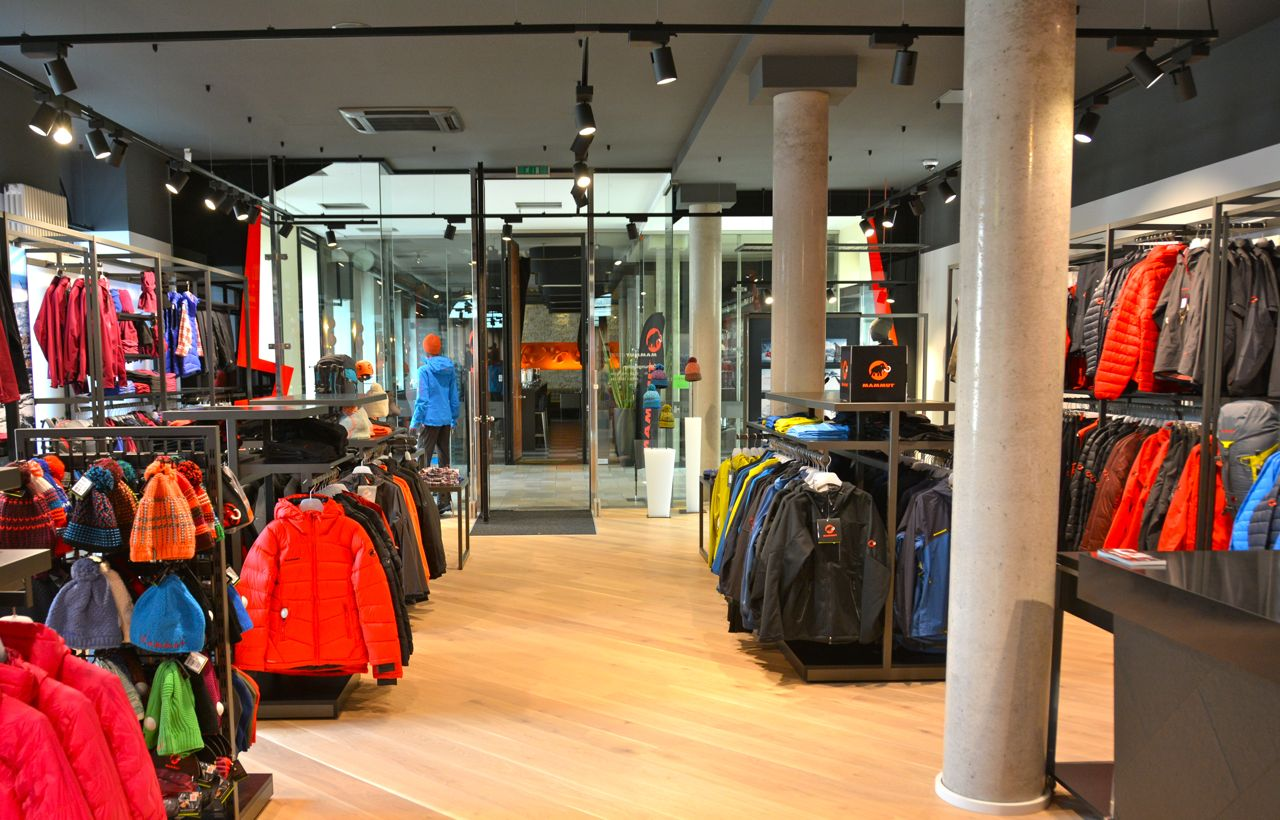 new styles 64677 36885 Mammut Store Hannover, Hannover - Hamburg | prinz.de