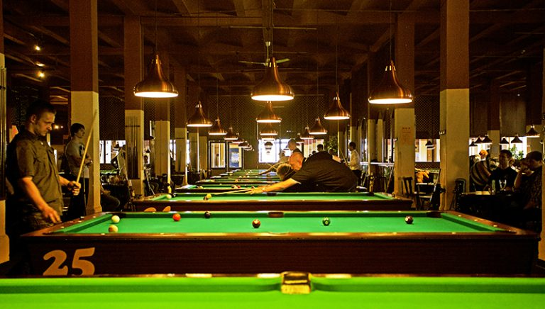 Snooker Leipzig