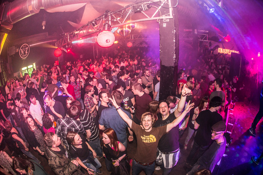 Prinz München Party