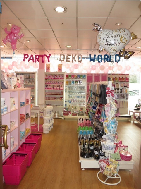 Accessoires Deko Partydekoworld Stuttgart Prinzde