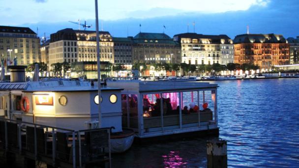 Prinz Restaurant Hamburg