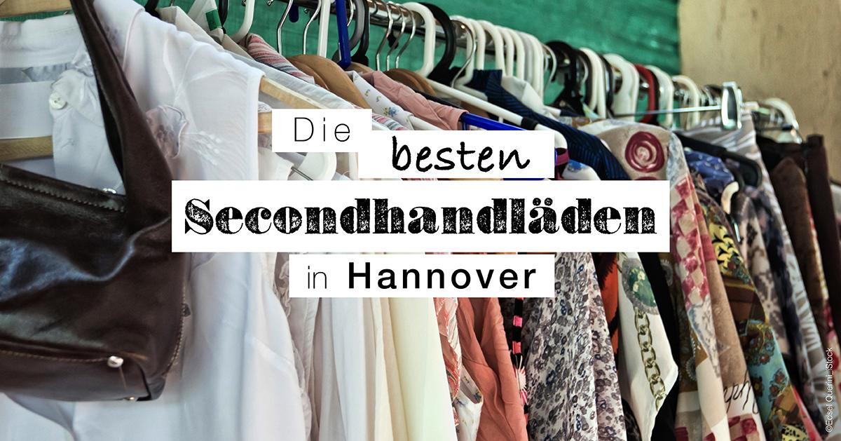 Die Coolsten Secondhandladen In Hannover Prinz