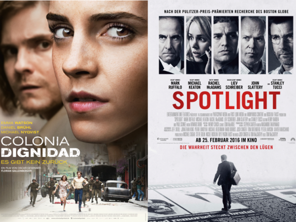 Kino Bundesstarts
