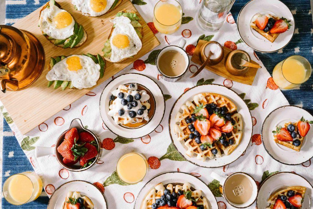 Bestes Frühstück Frankfurt