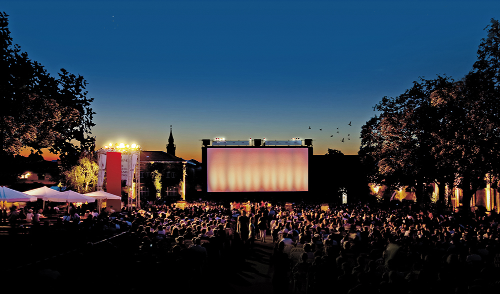 Openair Kino Frankfurt