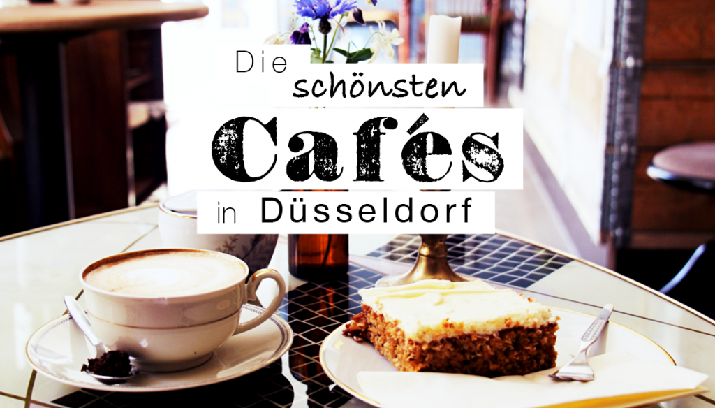 Die Schonsten Cafes In Dusseldorf Prinz