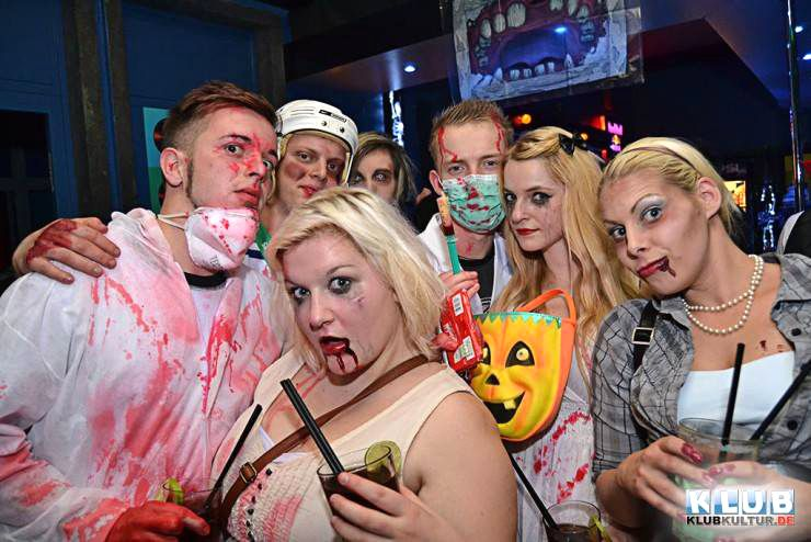 halloween partys hannover