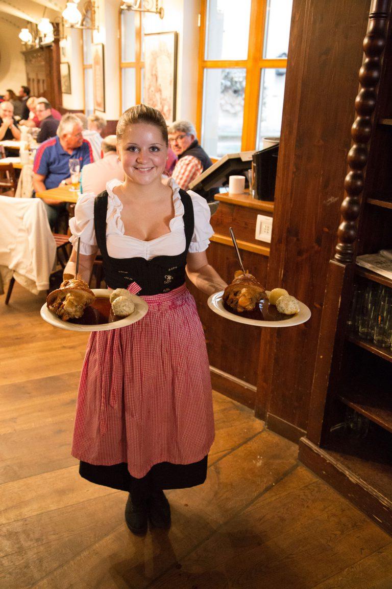 Gutbürgerliche Küche in Dresden  PRINZ