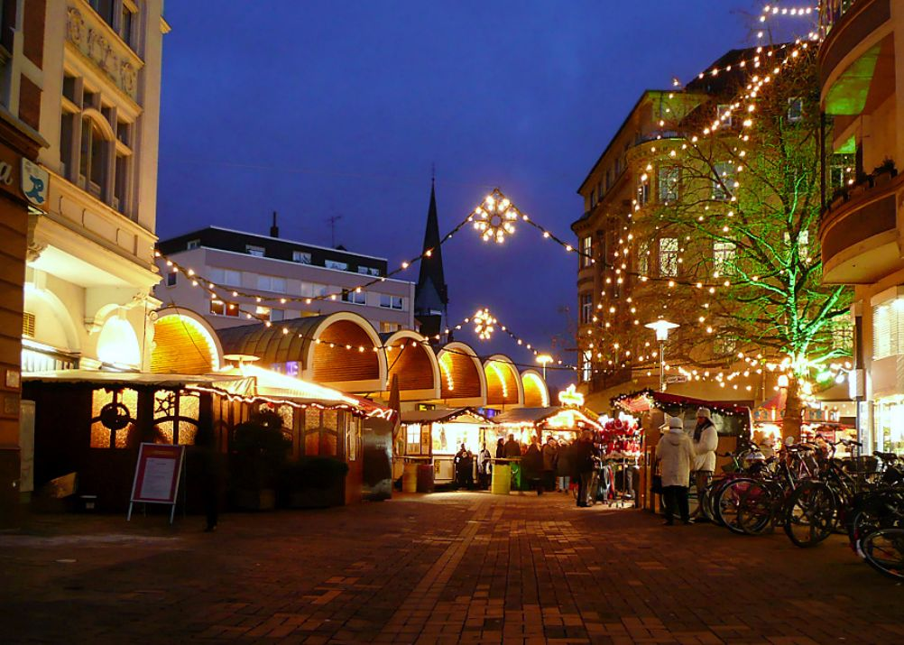 Weihnachtsmarkt Lindener Berg.Weihnachtsmärkte 2016 In Hannover Prinz