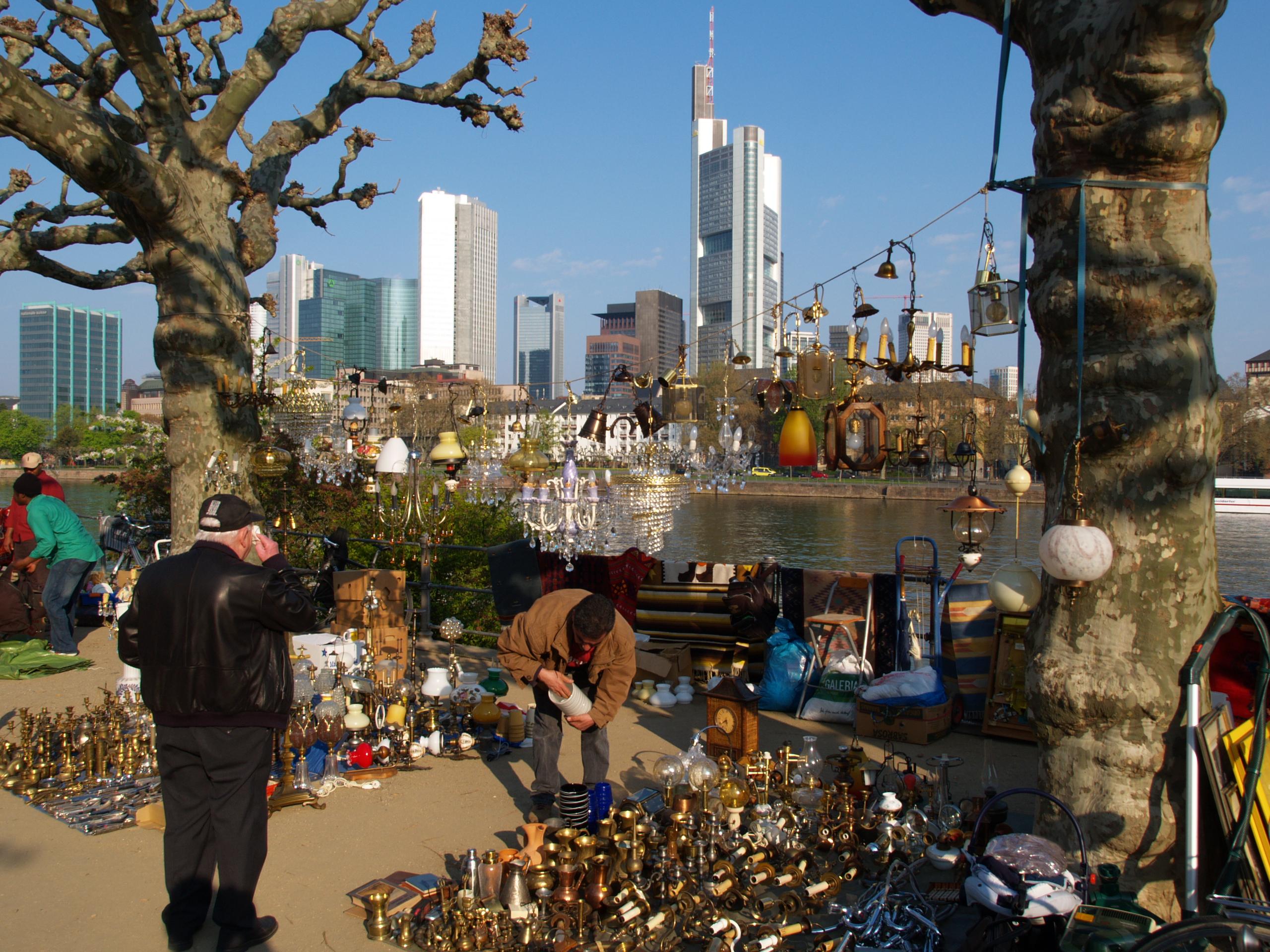 saalbau bornheim flohmarkt