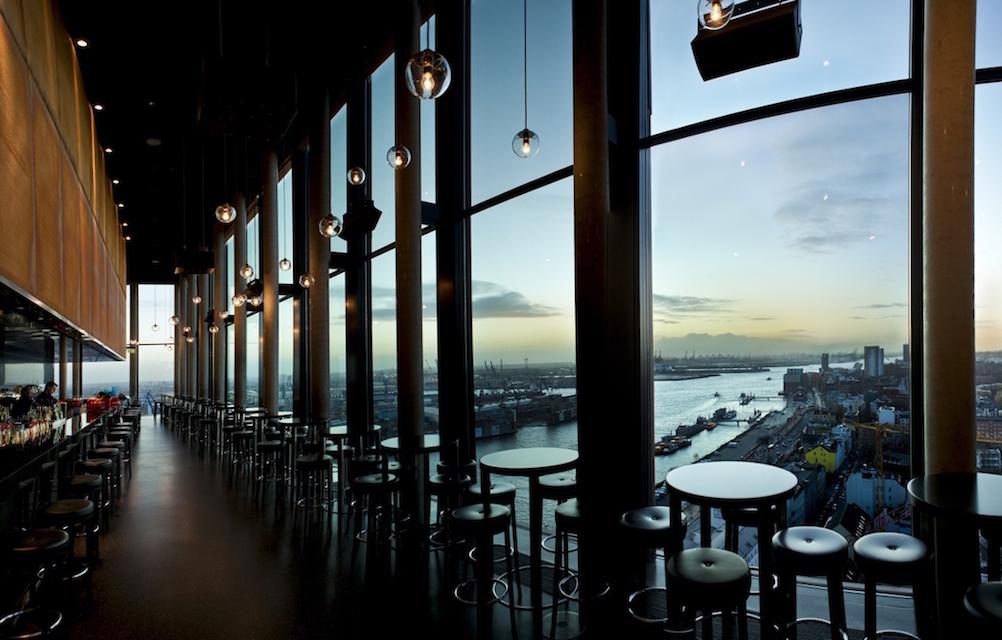 Die besten Cafés und Bars mit Aussicht in Hamburg | PRINZ