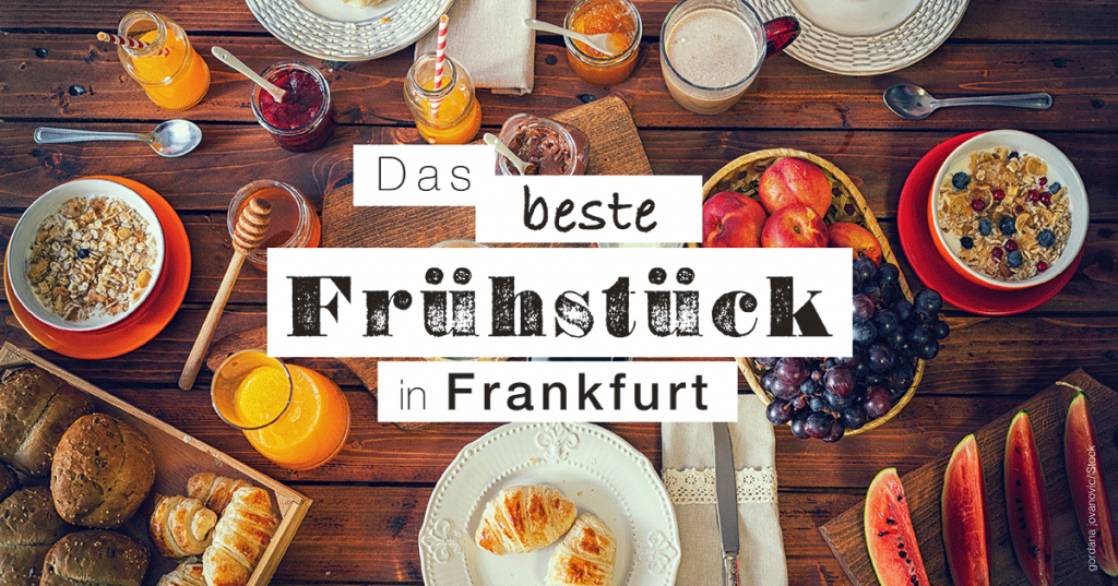Brunch Und Frühstück In Frankfurt Prinz