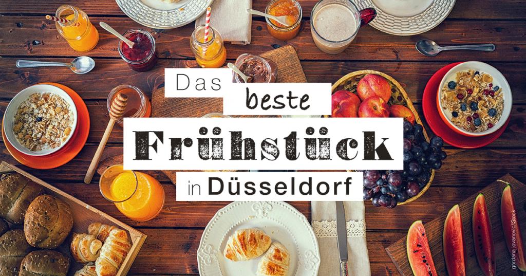 Brunch und Frühstück in Düsseldorf: Die besten Locations   PRINZ