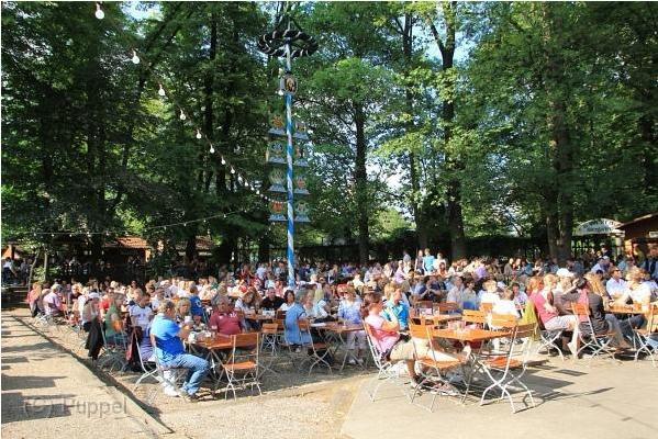 Die Schonsten Biergarten In Hannover Prinz