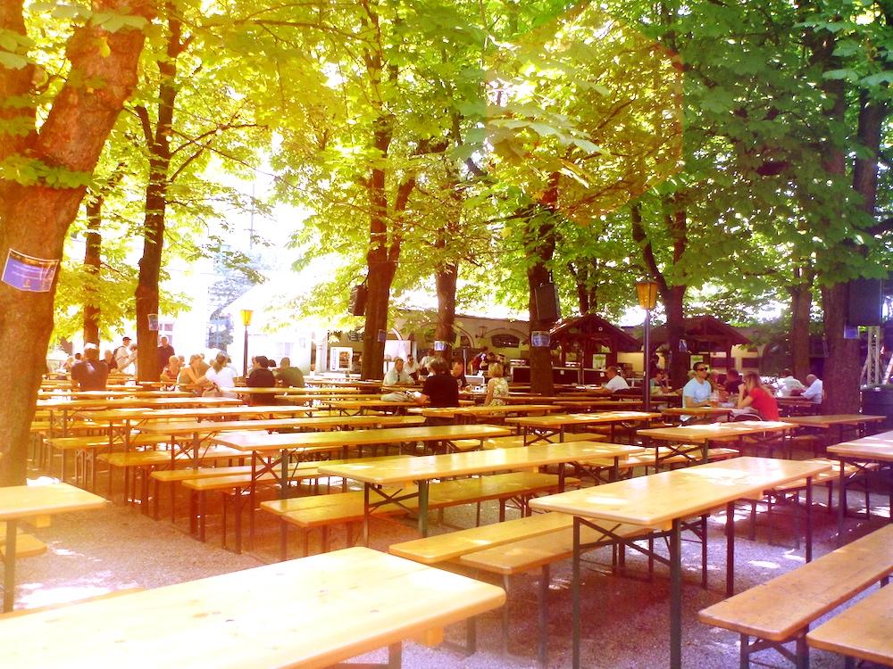 Die Schönsten Biergärten