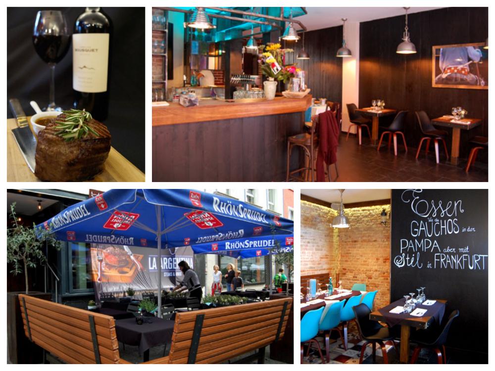 Steakhouse: LA ARGENTINA, Frankfurt - Berlin | prinz.de