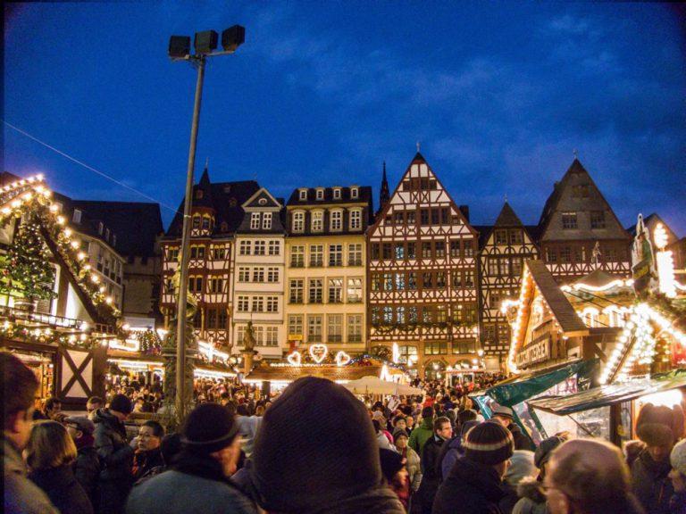 Weihnachtsmarkt Am Goetheturm.Die Schönsten Weihnachtsmärkte 2017 In Frankfurt Prinz