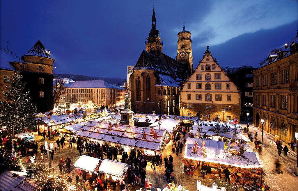 Der Schönste Weihnachtsmarkt.Die Schönsten Weihnachtsmärkte 2018 In Stuttgart Prinz