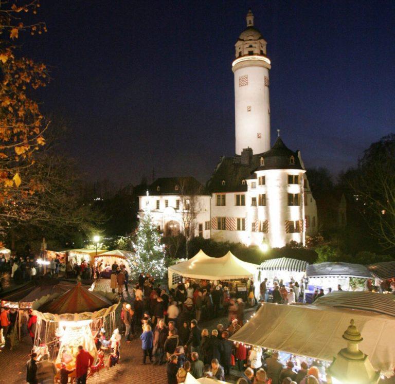 Goetheturm Frankfurt Weihnachtsmarkt.Weihnachtsmarkt Am Goetheturm