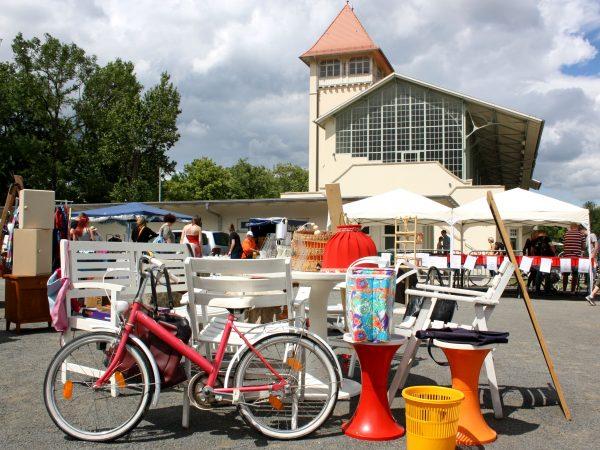 Flohmarkt Köln Corona